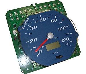 Velocimetro 24V Caminhoes Ônibus Vw Painel Fundo Azul 00>  2Z0920807D