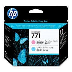 Cabeça impressão HP771 Magenta/Ciano Claro PLUK