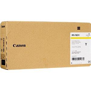 Cartucho de Tinta Canon PFI-707 Y 700ml