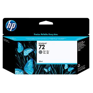 Cartucho de tinta HP 72 Cinza PLUK 130ml