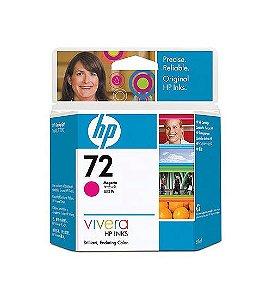 Cartucho de Tinta HP 72 Magenta PLUK 69ml