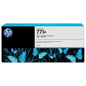 Cartucho de tinta HP 771A magenta claro PLUK 775 ml