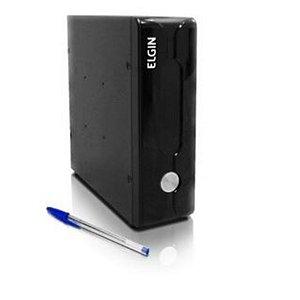 Desk Elgin E3 Nano 2Ser 6USB 4GB 500GB J1800 2,41 Win10 IOT