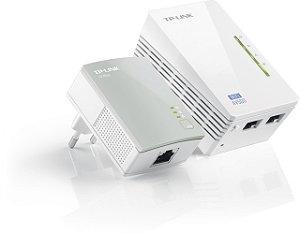 Extensor de Alcance Powerline TP-LINK 300Mbps TL