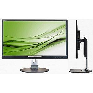 Monitor PHILIPS 28' 288P6LJEB 4K UHD 60Hz DVI/HDMI/USB/VESA