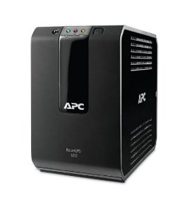 No Break APC Back-UPS 600va Bi-115 - BZ600BI-BR