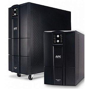 No Break APC Smart-UPS BR 3000VA BI/115V SMC3000XLBI-BR.