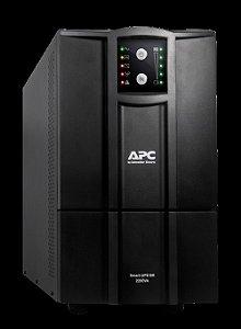 No Break APC Smart-UPS BR APC 2200VA BIV - SMC2200BI-BR