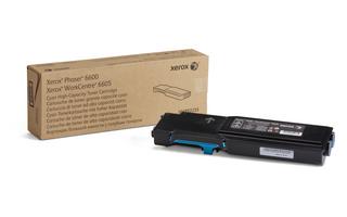 Toner Xerox Ciano - 6K - 106R02233NO