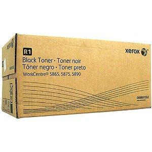 Toner Xerox Preto - 110K - 006R01552NO