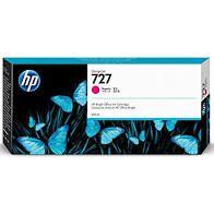 Cartucho de Tinta HP 727 Magenta PLUK 300ml
