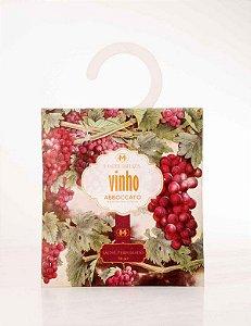 Sachê perfumado Vinho 80ml