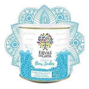 Chá Misto Ervas de Gaya - BONS SONHOS (50g)