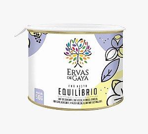 Chá Misto Ervas de Gaya - EQUILÍBRIO (50g)