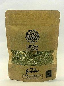 Refil Chá Misto Ervas de Gaya - GRATIDÃO (50g)