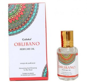 Perfume Oil Goloka Olíbano 10ml