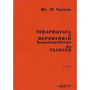 TERAPÊUTICA E REPERTÓRIO HOMEOPÁTICO DO CLÍNICO