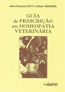 GUIA DE PRESCRIÇÃO EM HOMEOPATIA VETERINÁRIA