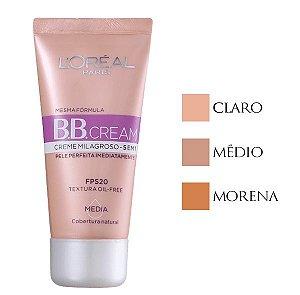 BB Cream Creme Milagroso 5em1 L'Oréal Paris