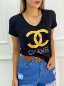 T-Shirt Premium Gola V CH
