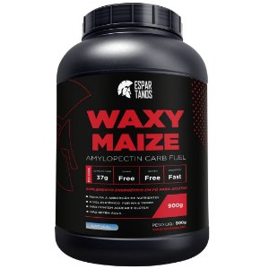 Waxy Maize Amylopectin Carb Fuel 900g Natural - Espartanos
