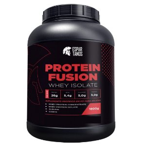 Protein Fusion Whey Isolate 1800g - Espartanos