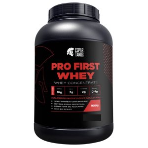 Pro First Whey Protein Concentrate 900g - Espartanos