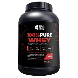 100% Pure Whey Protein 900g - Espartanos