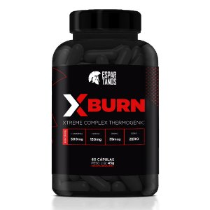 X Burn Xtreme Complex Thermogenic 60 Cáps - Espartanos