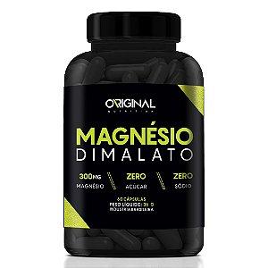 Magnésio Dimalato 60 Cáps - Original Nutrition