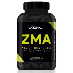 ZMA 90 Cáps - Original Nutrition
