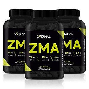 Combo 3x ZMA 90 Cáps - Original Nutrition