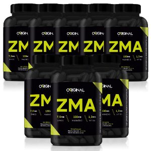Kit 8x ZMA 90 Cáps - Original Nutrition