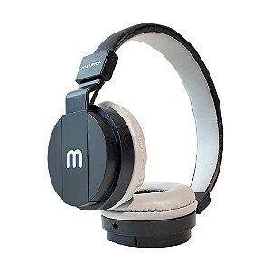 Fone De Ouvido Headset Com Fio Microfone P2