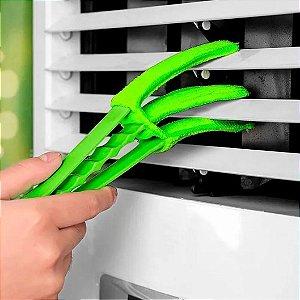 Escova Para Limpar Persianas Ventiladores Ar Condicionado