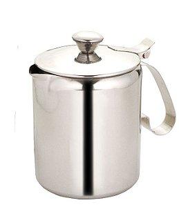 Bule para leite clink inox 750ML