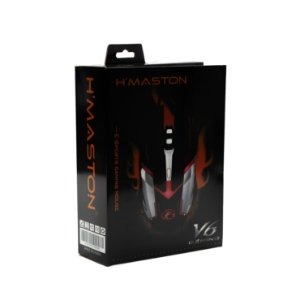 Mouse Gamer HMASTON  V6