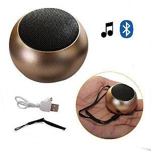 Caixinha De Som Mini M003 Hmaston Original Bluetooth