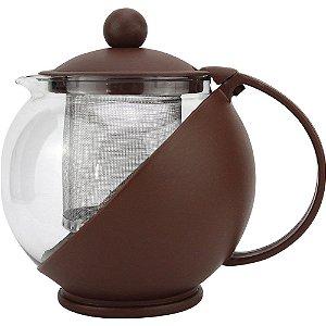 Bule para chá clink 750ml com infusor