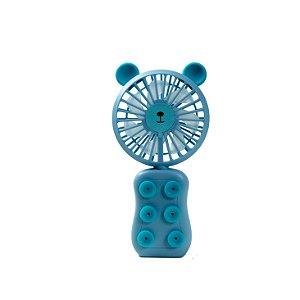 Mini ventilador com ventosa para celular H'MASTON