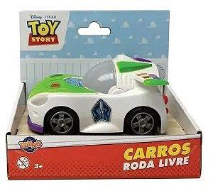 Carro Roda Livre Buzz Toy Story 4 Disney Toyng