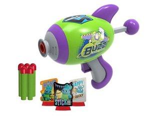 Lançador Espacial De Dardos Do Buzz Toy Story Toyng