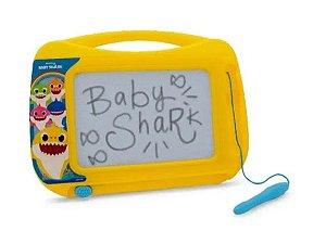 Lousa Magica Infantil Baby Shark - Toyng