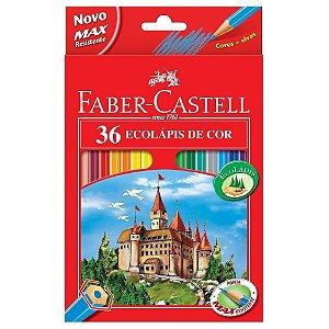 36 ECOLÁPIS DE COR FABER CASTELL