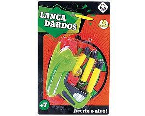 LANÇA DARDOS COM 3 DARDOS