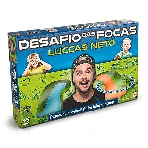 DESAFIO DAS FOCAS LUCAS NETO