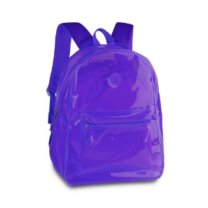 MOCHILA TRANSPARENTE CLIO GIRLS