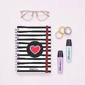 Caderno - Coração