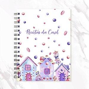 Caderno de Receitas - Casinhas