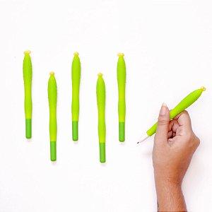 Caneta Cacto - Verde clara